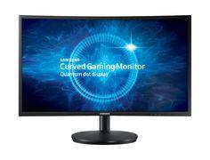 """Pro Gaming Monitor Curvo da 24"""" con 144hz e tempo di risposta di 1ms C24FG70"""