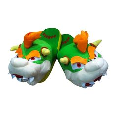 Bowser Slippers. $15.