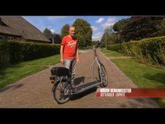 """Você usa esteira para fazer exercícios? Que tal fazer isso sobre uma """"esteira móvel""""? Foi isso que Bruin Bergmeester criou!   Saiba de mais detalhes acessando o link:  http://www.lopifit.nl/home"""