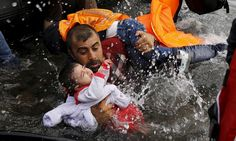 Guardian's choice for photographer of the years, 2015. Splendid photography covering refugees and Greek troubles.