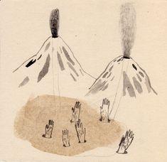 drawings II : Caroline Gaedechens