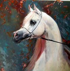 Equestrian Artist - Best Equestrian Painter Horse Artist UK