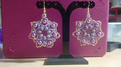 Passione Perline: Orecchini Jasmine