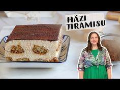 Házi tiramisu recept - YouTube Tiramisu, Banana Bread, Ethnic Recipes, Desserts, Food, Youtube, Tailgate Desserts, Deserts, Essen
