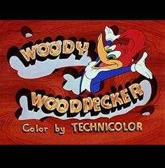 Woody ~ el pájaro loco