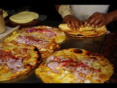 Mouth Watering Best cheap indian street Foods Mumbai