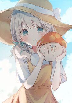 Anime Neko, Kawaii Anime Girl, All Anime, Anime Art, Anime Girls, Anime Expressions, Awesome Anime, Pastel Colors, Art Girl