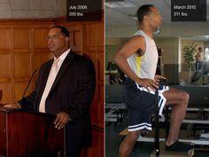 Dr. John Ellis: From 330 to 210 lbs