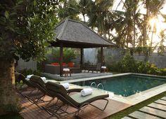 Boutique Hotel The Samaya Bali, Ubud, Indonesia.