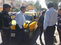 AREQUIPA. Motociclistas sufren aparatosos accidentes de tránsito en el cercado y Bustamante http://hbanoticias.com/8139