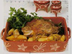 Assado em forno de lenha e muito, muito delicioso!! | sertransmontano