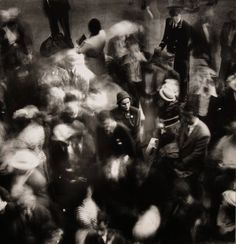 Paul Himmel. NYC. Grand Central Terminal. 1947.