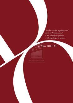 Didot Typography Poster by ~JLockett on deviantART