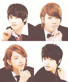 #CNBLUE ~ Happy 4th Anniversary!