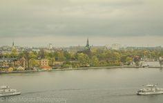 Visiting Stockholm - a first impression