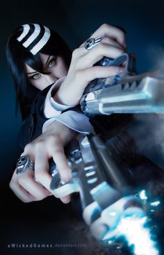 ☆ #CosplayStyle ☆ Death the kid - Soul Eater by xwickedgames