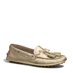 bcc8430d0337d COACH Nadia Moccasin. Hudson s Bay · SHOES