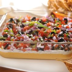 Layered Monterey Pumpkin Dip Recipe | Nestle Meals.com