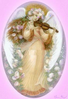 Anjos da música