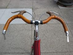mustache bar with bar end shifters - Google Search