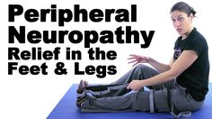Peripheral neuropathy is basically when you have damage to your peripheral nerves from either a trauma or disease. This can cause your hands and/or feet beco. Peripheral Neuropathy, Diabetic Exercise, Diabetic Tips, Knee Pain Exercises, Stretches, Doctor Of Physical Therapy, Knee Pain Relief, Knee Arthritis, Fibromyalgia