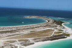 Así avanza la construcción del aeropuerto de #IslaLaTortuga que promoverá el turismo en #Venezuela #Playa