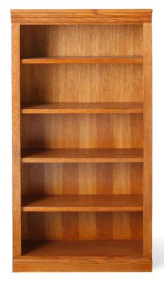 Junior Bookcases 60 Inch Bookcase by Kurio King