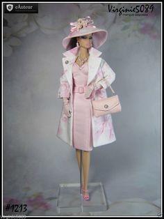 Tenue Outfit Accessoires Pour Fashion Royalty Barbie Silkstone Vintage 1213 | eBay