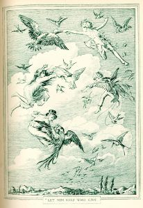 Men Who Never Grow Up: Peter Pan's Influence on Storytellers | Children's Literature Student Exhibitions