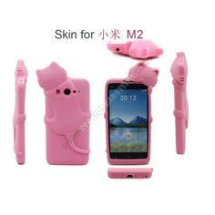 Carcasa divertida diseño gatito para Xiaomi Mi2s - Manten tu telefono como el primer dia ademas de rediseñarlo con tu animal preferido con esta simpatica Carcasa divertida diseño gatito para Xiaomi Mi2s