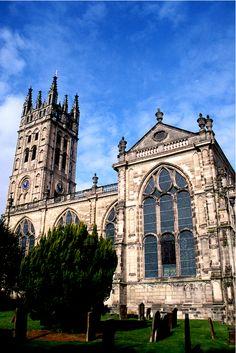Saint Mary's Church, Warwick England