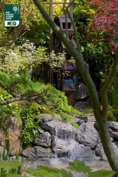 RHS Chelsea Flower Show - Artisan Garden - Togenkyo – A Paradise on Earth Ishihara Kazuyuki Design Laboratory Kazuyuki Ishihara Cat's Co Ltd, Ishihara Kazuyuki