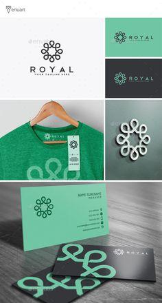 Royal Logo Template #design #logo Download: http://graphicriver.net/item/royal-logo/11783975?ref=ksioks
