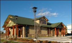 Burger King Corporate Offices, Kingsport, Tn. Meadowview Community Corporate Offices, Community, Cabin, King, Architecture, House Styles, Outdoor Decor, Home Decor, Arquitetura