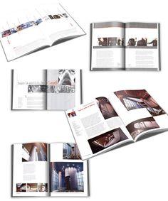 Concepto , diseño y montaje Revista Entre Espacio.