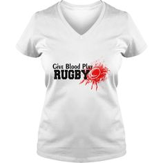 Play #Rugby, Order HERE ==> https://www.sunfrogshirts.com/White-Ladies-V-Neck-Play-Rugby-762489836.html?41088, Please tag & share with your friends who would love it, #rugby photography, rugby player hottest, irish rugby player #christmasgifts #xmasgifts #goat #architecture #art #christmasgifts #xmasgifts