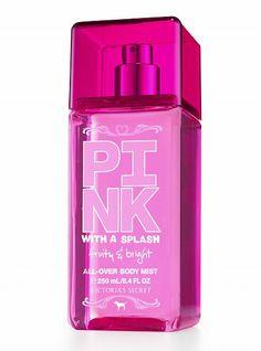 Body Splash PINK – Victoria's Secret
