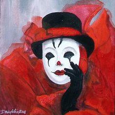 """Clown - """"Hidden sight"""" series"""