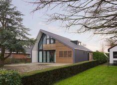 Broos de Bruijn architecten   Modern Villa Ouddorp   renovation