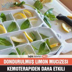 Limonun çok büyük faydaları bulunmaktadır ve bunların tamamı donmuş limondadır.Büyük olasılıkla, limon denince sadece limon suyu ve vitamin C aklınıza gelir. Aslına bakılırsa öyle değildir. Rendelenmiş limonunuz, limonun sadece suyunda bulunandan 5 veya 10 kat daha fazla vitamin içerir. Dondurulmuş limon sayesinde hem yemeklerinize yeni bir lezzet katıyor hem de daha fazla vitamin alıyorsunuz. Dondurulmuş limonun mucizevi faydaları haberimizin devamında..