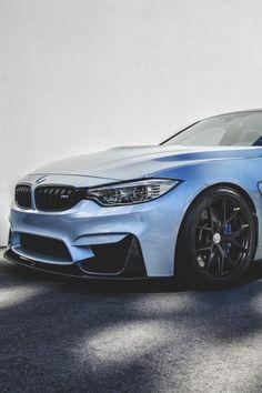 BMW M3 on HRE Wheels