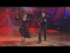 Liz Vega Bailando  Rumba Flamenca - Segundo Campeonato Mundial de Baile