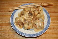 Quick Vegetarian Wontons Recipe by LISAG81