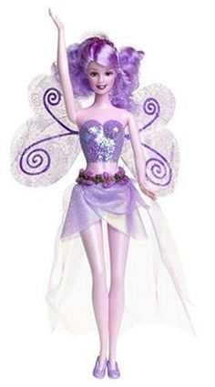 Sparkle fairy barbie