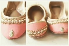 Pakistani khussa by Soma Bridal Shoes, Wedding Shoes, Beautiful Shoes, Beautiful Outfits, Shoe Basket, Indian Shoes, Indian Accessories, Louboutin Shoes, Shoes Heels