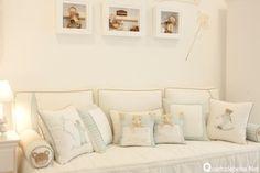 almofadas decorativas de ursinhos