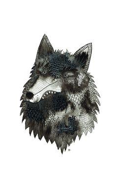 HITRECORD - wolf