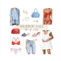 Shopbop sale 4th of July pieces - everything is an extra 25% off now! Hello Fashion Blog, 4th Of July, Sneakers, Shopping, Tennis, Slippers, Independence Day, Sneaker, July 4th