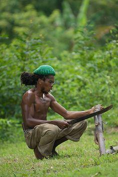 jamaica men naked