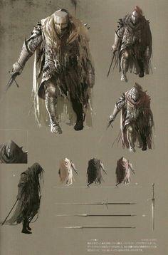 gravelorded:    Heide Knight, Dark Souls II Design Works    (via fuckyeahdarksouls)